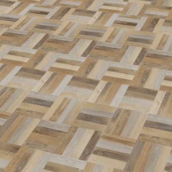 Belakos squared wood tile 400