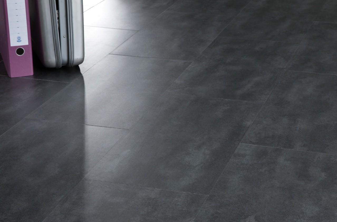Moduleo concrete 40986 pvc vloeren - Vloeren vinyl cement tegel ...